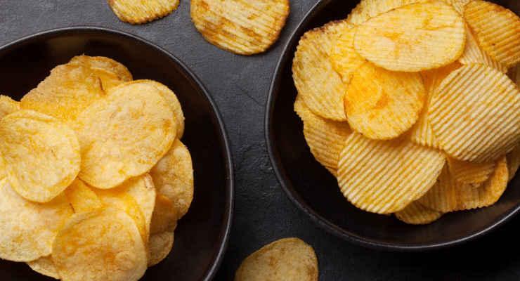 Chipsproducent reducerede vandforbrug med 80 %
