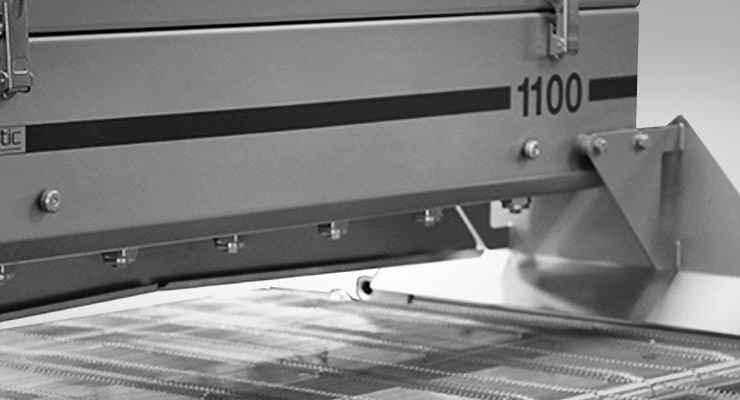 Fleksibelt spraysystem optimerer bagerimaskiner