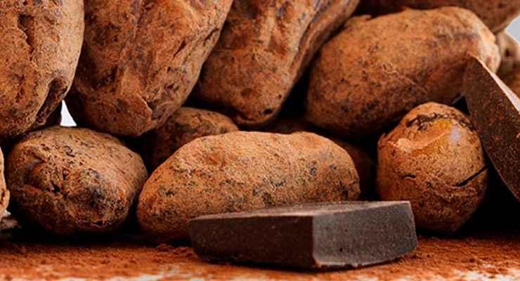 Spraysystem fra AutoJet sikrer optimal coating med chokolade
