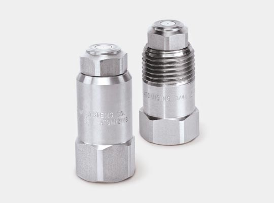 Hydrauliske forstøverdyser fra MT Spray