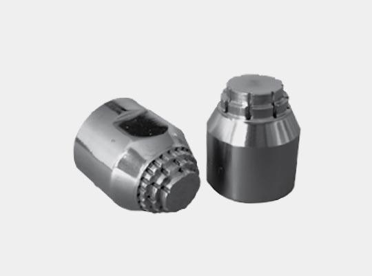 LU-VK: Rund spraydyse (høj ydelse, multikanal)