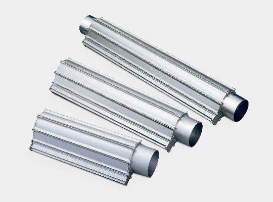 Luftknive til lavtryk