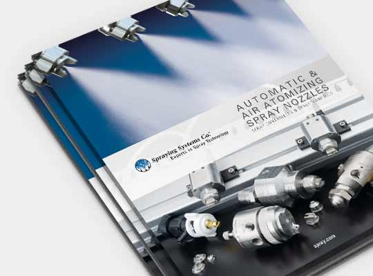 Download brochure omhandlende Air Atomizing Nozzles