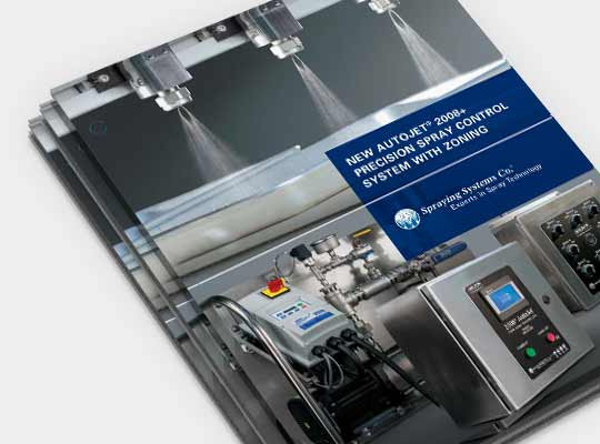 Download brochure omhandlende AutoJet Spray Control