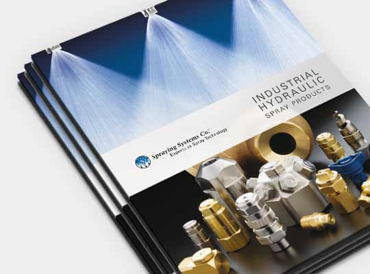 Download: Industrial Hydraulic Spray Products