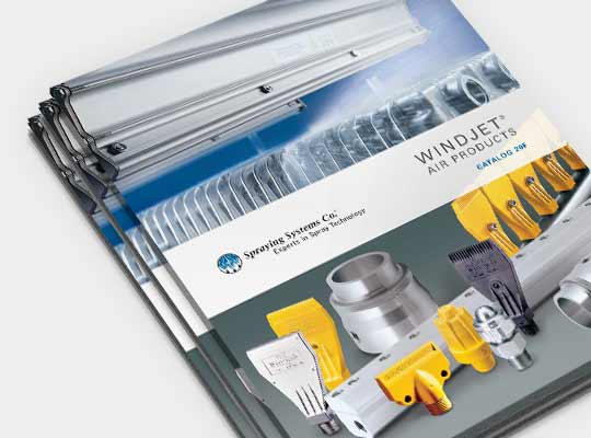 Download brochure omhandlende luftknive