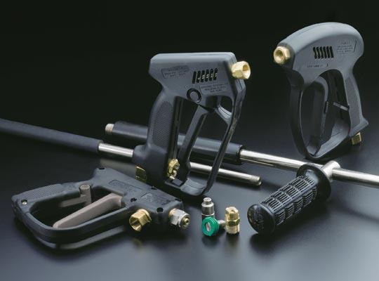 Spraypistoler med højt tryk fra MT Spray
