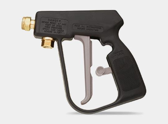 Spraypistoler med lavt tryk fra MT Spray