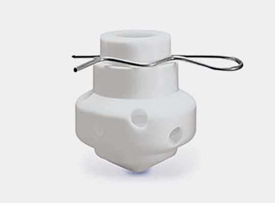 TankJet® 28500 og 28500-R væskedrevne tankrengøringsdyser