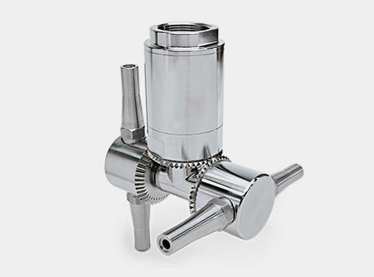TankJet® 65 og  65HT væskedrevne tankrensere