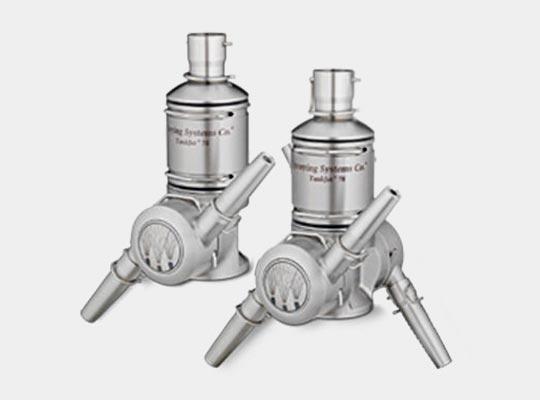 TankJet® 78 og 78D væskedrevne tankrensere